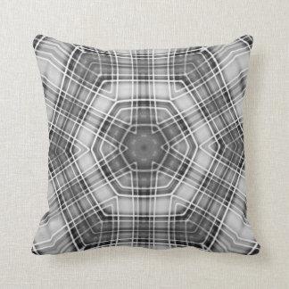 Man Cave Plaid Cushion