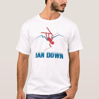 Man Down Skiing T-Shirt