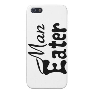 Man Eater iPhone 5 Covers