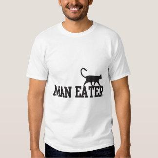 Man eater tshirt