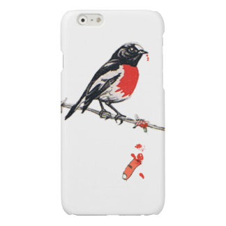 Man eating bird Case iPhone 6 Plus Case