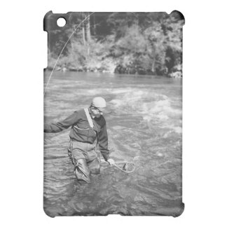 Man Fishing Case For The iPad Mini