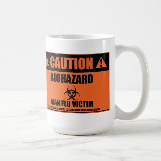 Man Flu Victim Mug