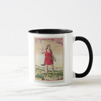 Man from a Neighbouring Tribe to the Picts Mug