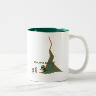 Man, I love spanners!: OFFICIAL MUG