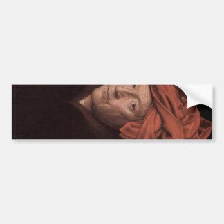 Man in a Turban Bumper Sticker