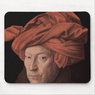 Man in a Turban Mouse Pad