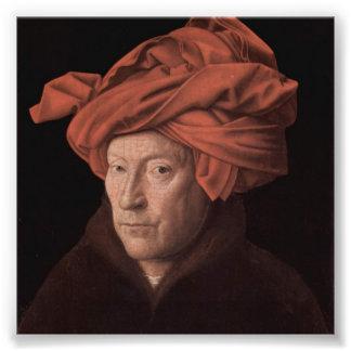 Man in a Turban Photo Art