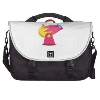 Man In Cannon Laptop Computer Bag
