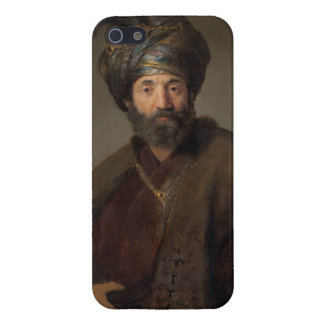 Man in Oriental Costume, c.1635 (oil on canvas) iPhone 5/5S Cases