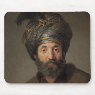Man in Oriental Costume, c.1635 (oil on canvas) Mouse Mat