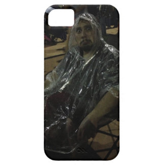 Man in rain barely there iPhone 5 case