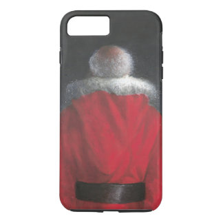 Man in Red Coat iPhone 8 Plus/7 Plus Case