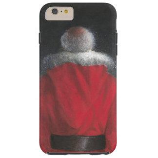 Man in Red Coat Tough iPhone 6 Plus Case