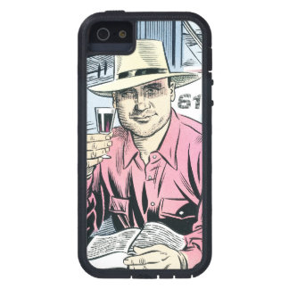 Man in Seat 61 iPhone 5 protector case