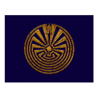 Man in the Maze, Journey through life, I'itoi, Postcards
