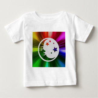 Man In The Moon Baby T-Shirt