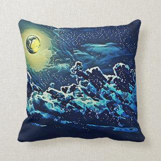 Man in the Moon Cushion
