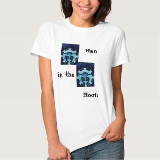 Man in the Moon - Designer CricketDiane Stuff Tshirts
