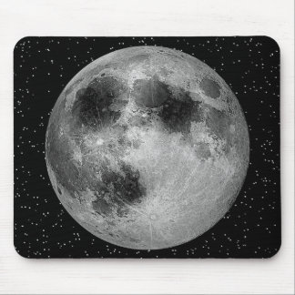 Man in the Moon - Muliple Products2 Mouse Pad