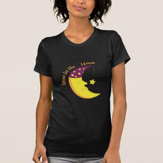 Man In the Moon Tshirt