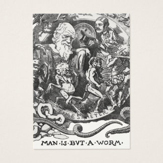 Man Is But A Worm
