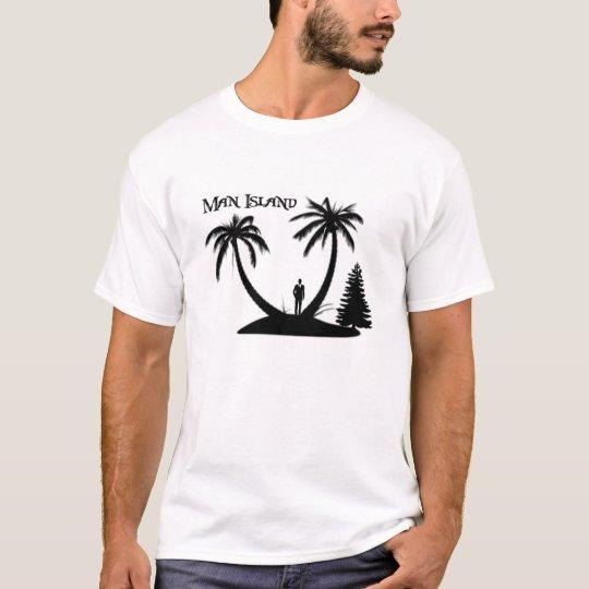 Man Island T-Shirt