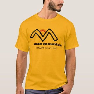 Man Mountain T-shirt