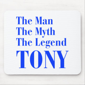 man-myth-legend-tony-bod-blue.png mouse pad