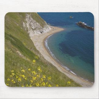 Man o War Bay, Jurassic Coast, Lulworth, Dorset, Mouse Pads