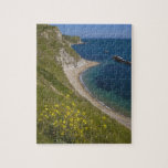 Man o War Bay, Jurassic Coast, Lulworth, Dorset, Puzzle