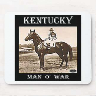 Man O' War Mouse Pad