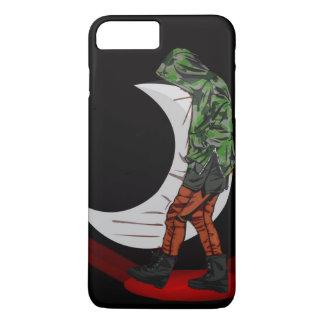 man of moon iPhone 7 plus case