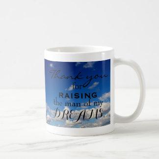 Man of my dreams coffee mug