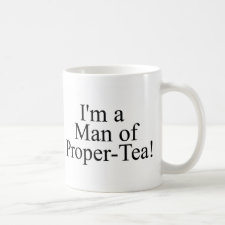Man of proper-tea mug