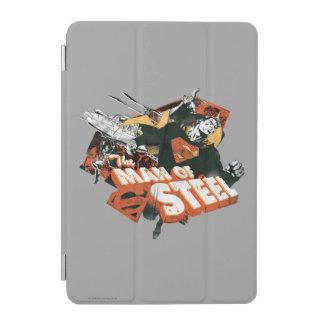 Man of Steel Collage iPad Mini Cover