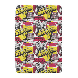 Man of Steel Red and Yellow iPad Mini Cover