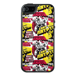 Man of Steel Red and Yellow OtterBox iPhone 5/5s/SE Case
