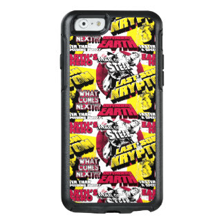 Man of Steel Red and Yellow OtterBox iPhone 6/6s Case