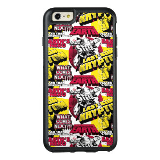 Man of Steel Red and Yellow OtterBox iPhone 6/6s Plus Case