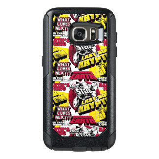Man of Steel Red and Yellow OtterBox Samsung Galaxy S7 Case