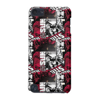 Man of Steel Red Pattern iPod Touch 5G Case