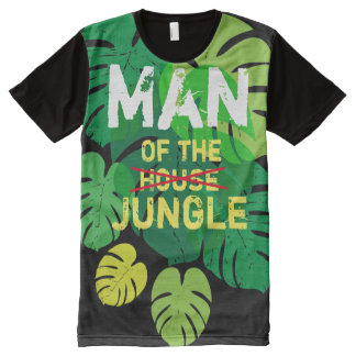 Man of the House All-Over Print T-Shirt