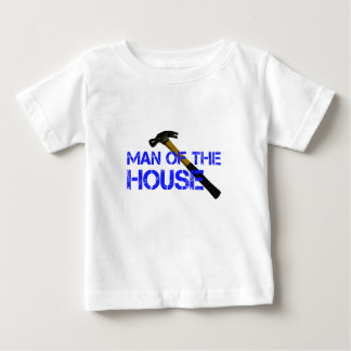 Man of the house baby T-Shirt