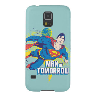 Man of Tomorrow 2 Cases For Galaxy S5