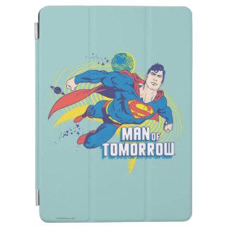 Man of Tomorrow 2 iPad Air Cover