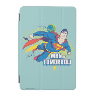 Man of Tomorrow 2 iPad Mini Cover