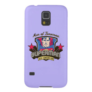 Man of Tomorrow Galaxy S5 Covers