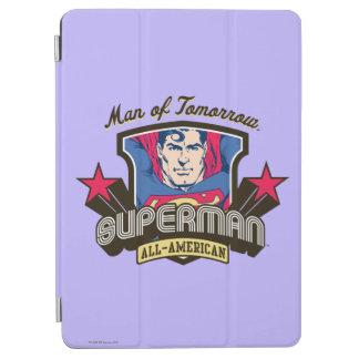 Man of Tomorrow iPad Air Cover
