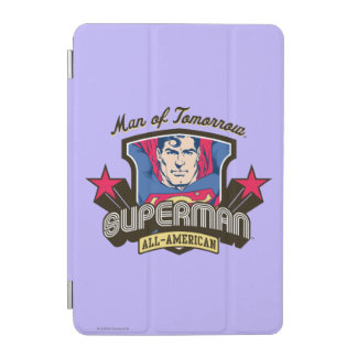Man of Tomorrow iPad Mini Cover